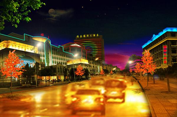 文昌街道亮景项目